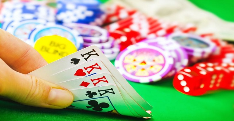 Legal gambling games in india