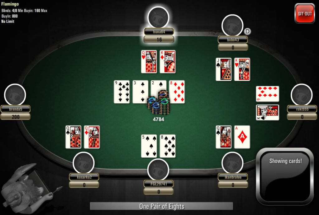 latest version of poker games